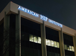 American Hip Insititute News Page Image