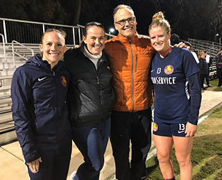 Makenzy Doniak returns to Utah Royals FC after ACL surgery