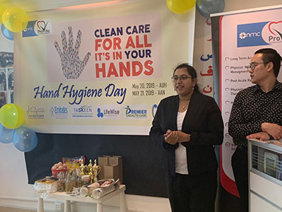Clean Care for All, It's in your Hands