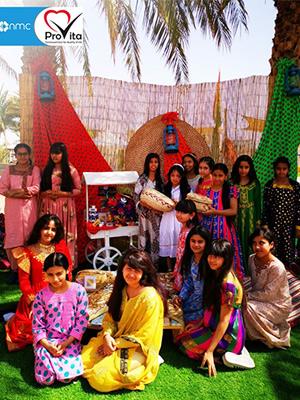 Hag Al Laila celebration in NMC ProVita