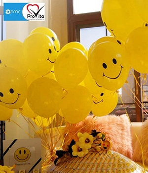 Celebrating International Day of Happiness