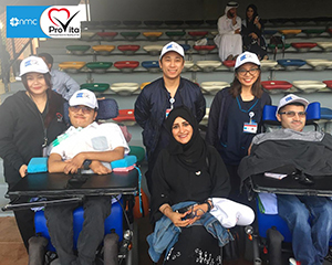 Closing Ceremony of the Special Olympics 2019