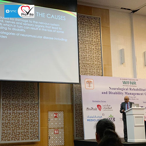 NMC ProVita participated in the Neurological Rehabilitation and Disability Management Congress 2019