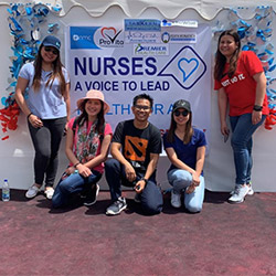 Nurses: A Voice to Lead, Health For All