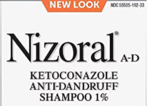 The Nizoral A-D Anti Dandruff Shampoo Also Treats Body Acne and Foot Fungus