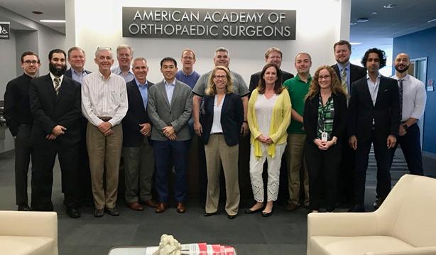 American Acadamy Team