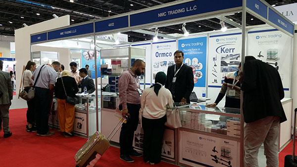 NMC Trading Participated in AEEDC 2019 at the Dubai World Trade Centre