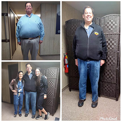 Andrew 82 LBS weight Loss