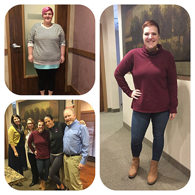 Casey Matern : 82lbs. Weight Loss