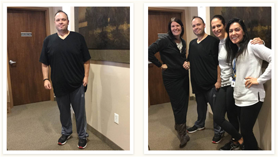 Mike: Lbs. Weight Loss