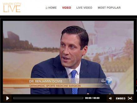 Benjamin Tv apperance