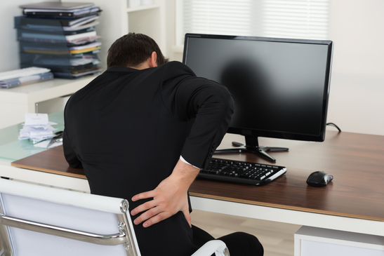 How to Improve Your Back Pain at Work