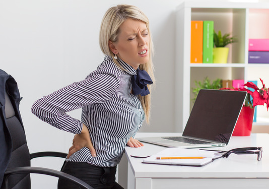 Back Pain, Negative Effects of Prolonged Sitting