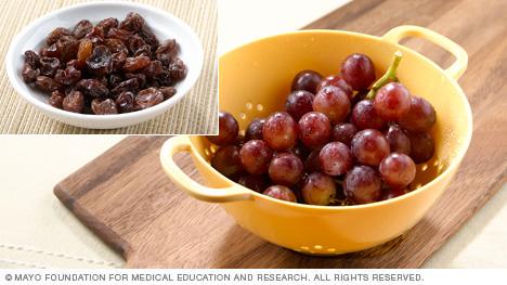 Low-calorie foods: Do raisins fit the bill?