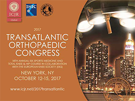 ICJR Transatlantic Orthopedic Congress