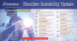 Shoulder Instability Update