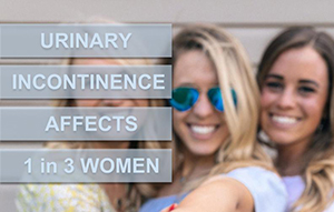 Urinary Incontinence Affects 1 in 3 Women