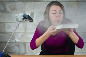 Chemicals in household dust may promote fat cell development