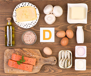 Higher vitamin D levels in first year of life could help against obesity in adolescence