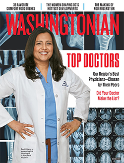 Dr. Ryan Miyamoto was again listed as one of the Washingtonian Magazine's Top Doctors in the field of Orthopaedic Surgery for 2018.