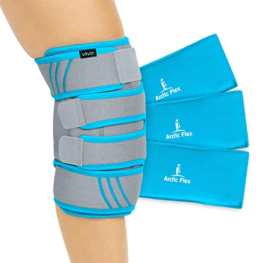 ice back knee wrap